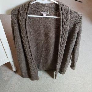 Banana Republic brown sweater